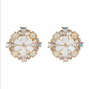 Kate Spade Here come the sun stud earrings